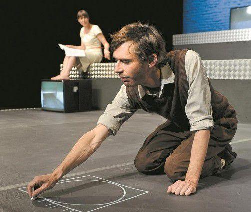 """In der Festspielreihe """"Musik & Poesie"""" wurde gestern auch auf das Stück """"Makulatur"""" (Foto) von Paulus Hochgatterer verwiesen. Foto: APA"""