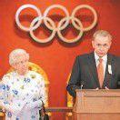 Jacques Rogge ist mit den IOC-Finanzen zufrieden