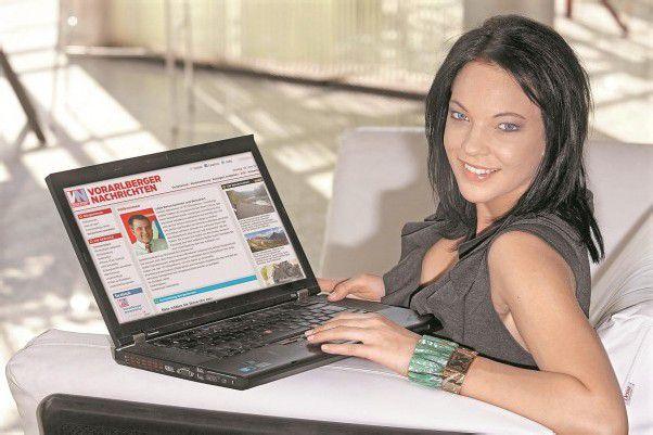 Mit einer Anmeldung im Bürgerforum Ihrer Region können Sie auch an den Abstimmungen teilnehmen. Foto: VN