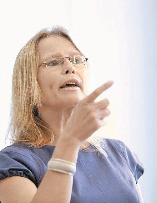 Justizministerin Beatrix Karl antwortete Wallner. Foto: APA