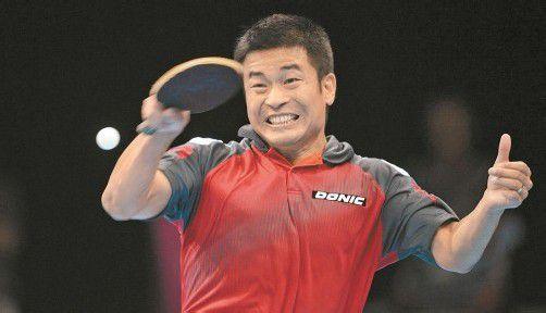Kämpfte, war aber auf verlorenem Posten: Chen Weixing. Foto: apa