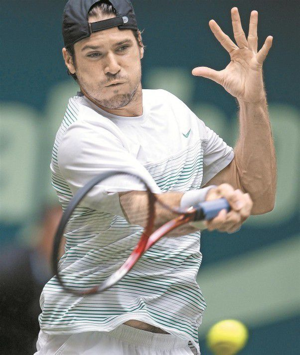 Kein Aufschlag in London: Tommy Haas. Foto: reuters