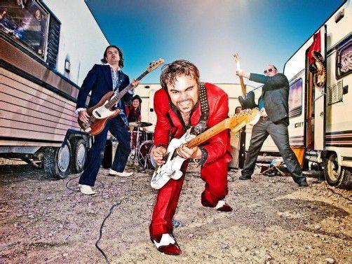 Knuckle Bone Oscar aus Finnland sind bereits am ersten Festivaltag zu Gast in Wolfurt. FOTO: www.burnoutmusicfesetival.com