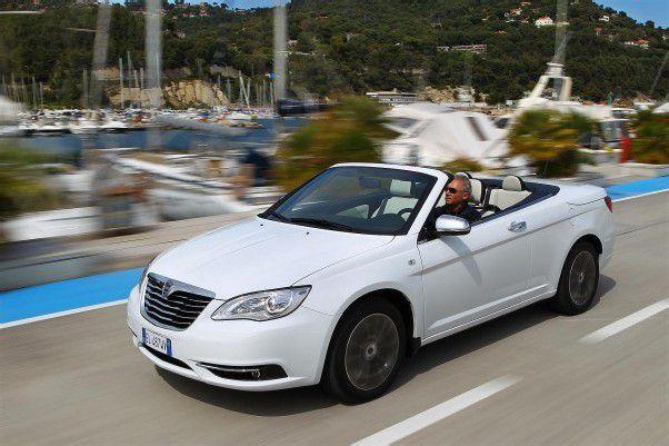 Lancia Flavia: elegantes Cabrio mit Stoffverdeck, gut ausgestattet, solid gebaut. Fotos: Werk