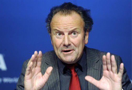 Mark Pieth prophezeit weitere Enthüllungen bei der FIFA. ap