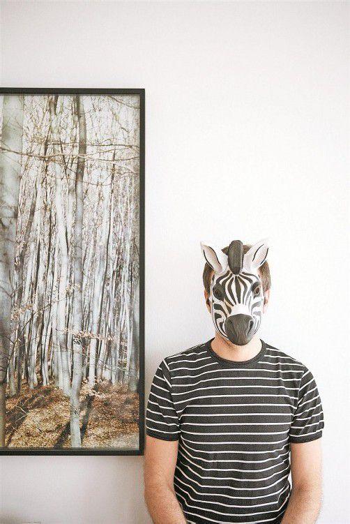 Marko Zink: Wirklichkeit mit doppeltem Boden. Foto: Julia Stix