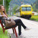 Bus und Bahn auf der Überholspur
