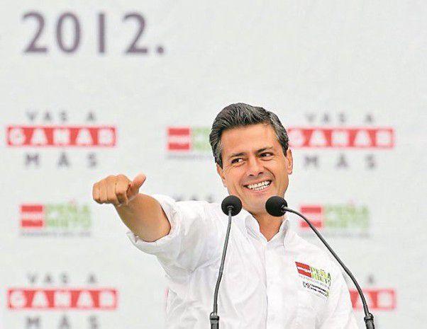 Mexiko: Nieto hatte Chancen auf Präsidentenamt. Foto: Reuters
