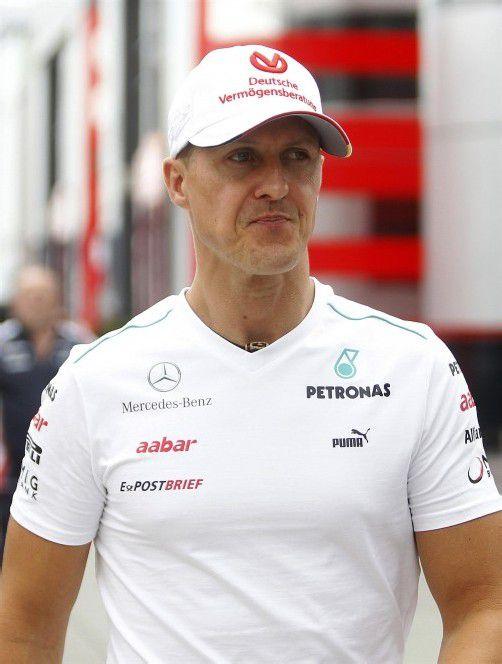 Michael Schumacher reuters