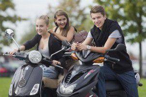 Wenn beim Moped die Versicherung aussteigt