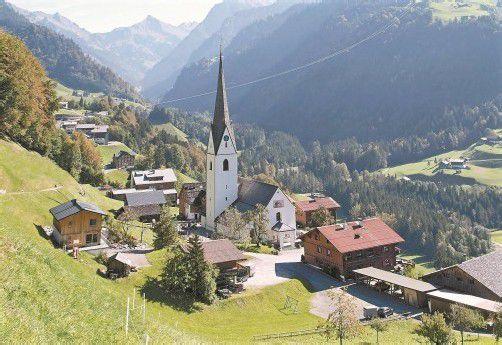Ob die Gemeinde Sonntag auch die Heimat von Gerlinde Schnegg wird, ist noch offen. Foto VN