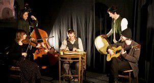 Montafoner Sommer: Konzert mit Opas Diandl