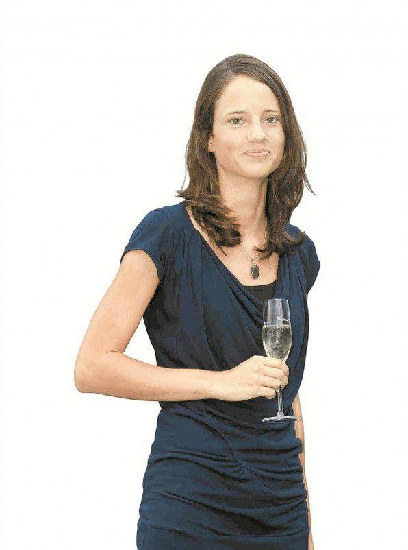 Referentin für PR und Projekte bei der IV: Katharina Graf.
