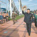 Kim Jong-un will kein Kind mehr sein