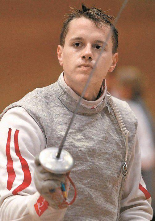 Roland Schlosser ist zum dritten Mal bei Olympia dabei. Foto: gepa