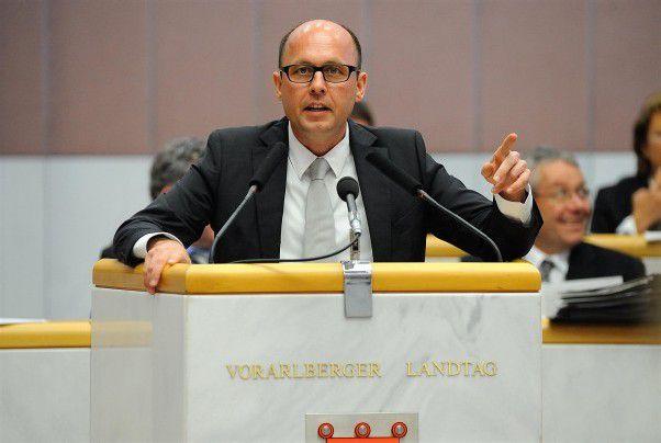 SPÖ-Chef Michael Ritsch handelte sich genauso wie LH Markus Wallner von Landtagspräsidentin Bernardette Mennel eine Rüge ein.
