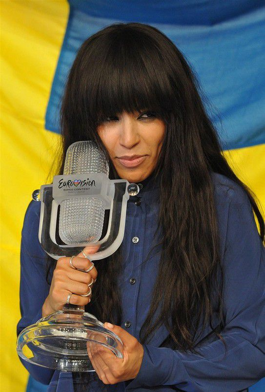 Sängerin Loreen hatte im Mai den ESC für Schweden gewonnen.
