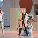 Bregenzer Festspiele werden heute mit der Oper Solaris eröffnet