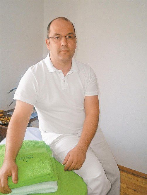 Setzt sich für die Kinderintensivstation ein: Ewald Hofmann. Foto: privat