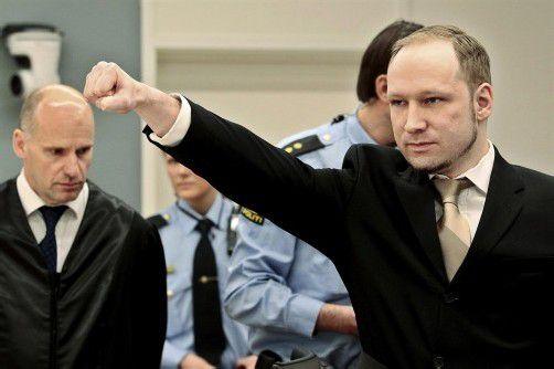 """Sieht so das personifizierte Böse aus? Primar Reinhard Haller hält Anders Breivik für unzurechnungsfähig, da wahnhaft. Der Streit der Gerichtspsychiater war extrem heftig. Haller: """"Das war nicht gut für unser Fach."""""""