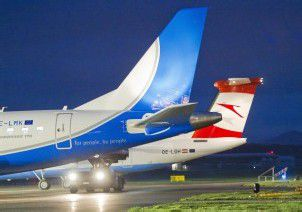 Wien-Flüge: Ausfall und Flugplan-Ausdünnung