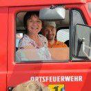 Feuerwehrtag für Lebenshilfe Vorarlberg