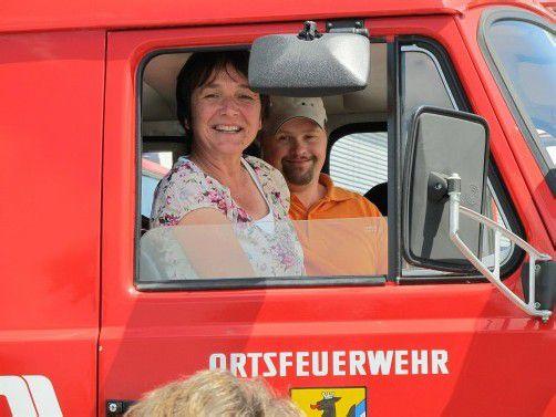 Soziales Engagement in Wolfurt. Foto: Feuerwehr Wolfurt