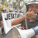 Protest gegen weitere Kürzungen in Spanien