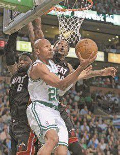 Miami Heat angelte sich Allen und Lewis