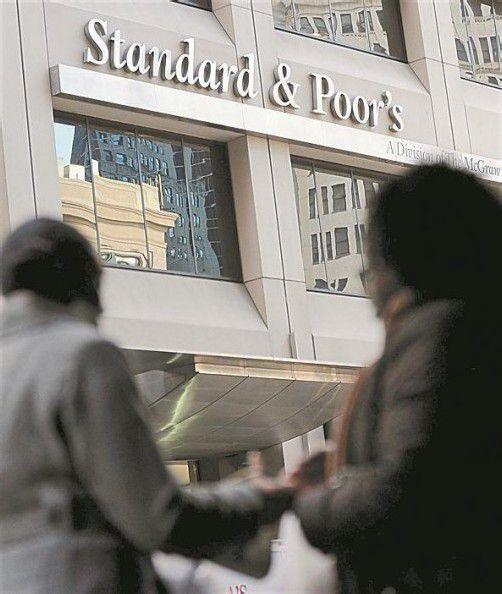 "Standard & Poor's gibt Großbrittannien weiter Note ""AAA"". Ap"