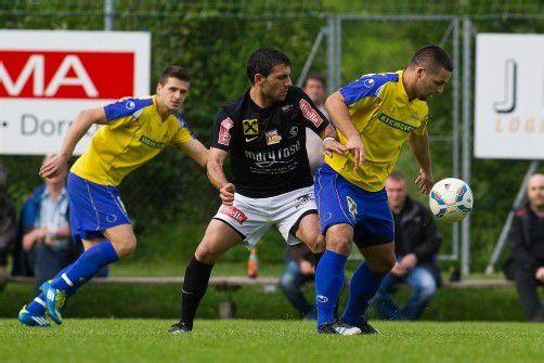 Stefan Stojanovic soll den SV Lochau im Angriff verstärken. Foto: steurer