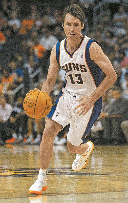 Steve Nash wird neuer Partner von Kobe Bryant. Foto: ap