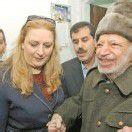 Arafat-Witwe reicht Klage ein