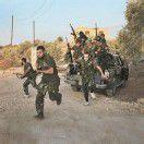 Syrien wird Schlachtfeld