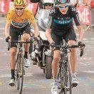 Wiggins meisterte auch den letzten Pyrenäen-Berg