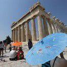 Hitzewelle in Griechenland
