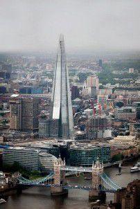 Höchster Wolkenkratzer Westeuropas