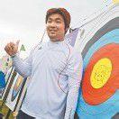 Fast blinder Südkoreaner Im mit Weltrekord