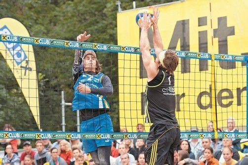 Tschechisches Bruderduell im Finale: Robert (l.) setzte sich am Ende hauchdünn gegen David durch. Fotos: Beate Rhombert