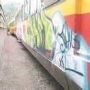 Polizei sucht Graffiti-Sprayer