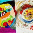 Zwei Künstler, die sich ergänzen