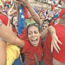 Hugo Chavez begeistert Venezolaner