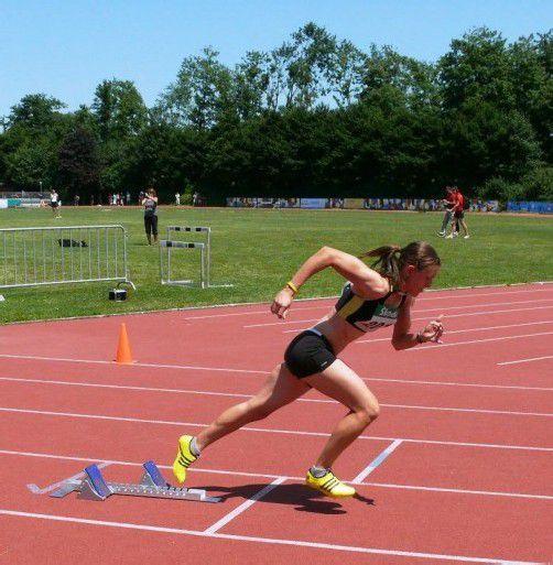 Verena Wiederin holte 2011 Silber und Bronze bei den U-23-Titelkämpfen. Foto: verein