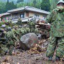 Tausende Japaner von Außenwelt abgeschnitten