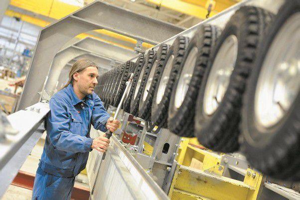 Während Exporte in die EU stagnieren, steigen die Lieferungen in Länder außerhalb. Foto: VN/Stiplovsek