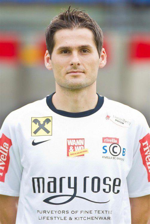 Wechselte zum FC Höchst: Samir Karahasanovic. Foto: steurer