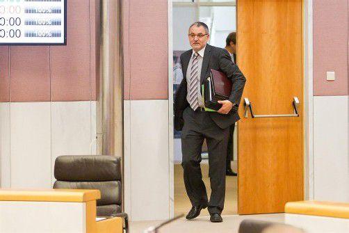 Wer folgt Rainer Gögele als ÖAAB-Chef? Intern läuft ein Machtkampf.