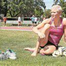 Carolina Klüft mit Verletzung gestoppt