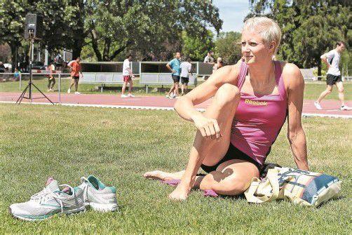 Wieder Verletzungspech: Carolina Klüft. Foto: apa