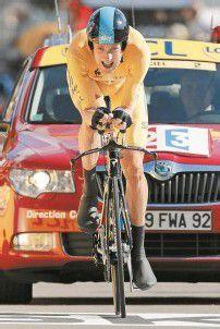 Wiggins baute Führung mit Zeitfahr-Erfolg aus